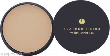 Lentheric Feather Finish Polvere Compatta 20g - Translucent II