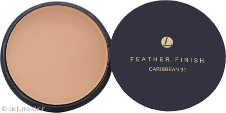 Lentheric Feather Finish Polvere Compatta Ricarica 20g - Carribean 31