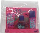 Puma Jam Woman Confezione Regalo 40ml EDT + 50ml Gel Doccia + 50ml Deodorante Spray