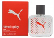 Puma Time To Play Man Eau de Toilette 40ml Spray