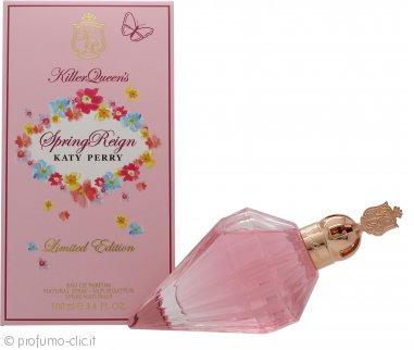Katy Perry Killer Queen Spring Reign Eau de Parfum 100ml Spray