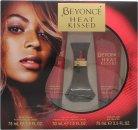 Beyoncé Heat Kissed Confezione Regalo 30ml EDP + 75ml Lozione Corpo + 75ml Gel Doccia