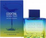 Antonio Banderas Cocktail Seduction Blue