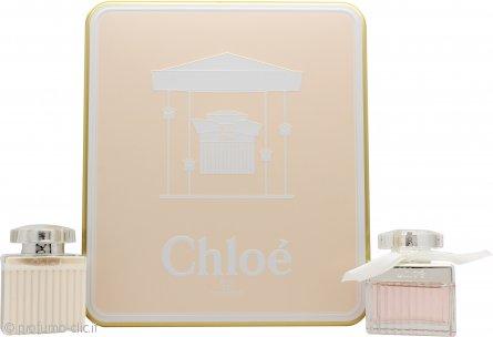 Chloe Signature Eau de Toilette 2015 Confezione Regalo 50ml EDT + 100ml Lozione Corpo