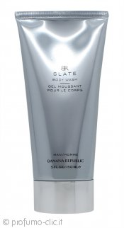 Banana Republic Slate Bagnoschiuma 150ml