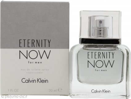 Calvin Klein Eternity Now For Men Eau de Toilette 30ml Spray