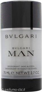 Bvlgari Bvlgari Man Deodorante Stick 75ml