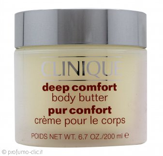 Clinique Deep Comfort Burro per il Corpo 200ml