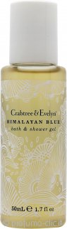 Crabtree & Evelyn Himalayan Blue Bagnoschiuma & Gel Doccia 50ml