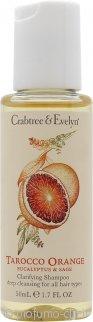 Crabtree & Evelyn Tarocco Orange Eucalyptus & Sage Shampoo 50ml