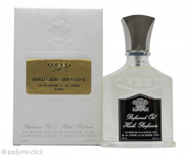 Creed Millesime Imperial Olio Profumato 75ml