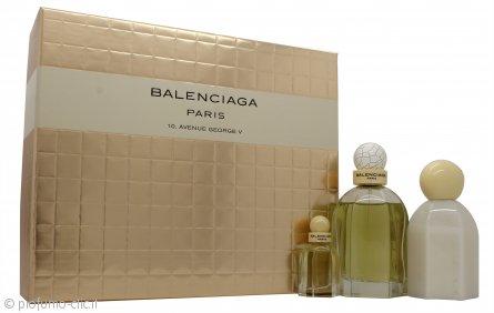 Cristobal Balenciaga Balenciaga Paris Confezione Regalo 75ml EDP + 7.5ml EDP + 100ml Lozione Corpo