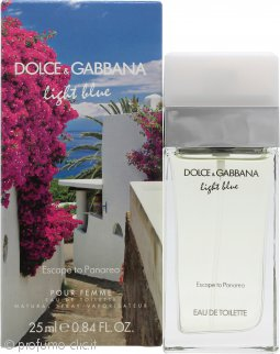 Dolce & Gabbana Light Blue Escape to Panarea Eau de Toilette 25ml Spray