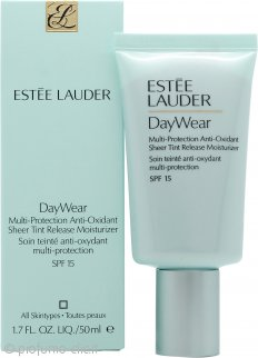 Estee Lauder DayWear Sheer Tint Release Anti-Oxidant Idratante 50ml - SPF15