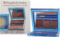 Elizabeth Arden Ceramide Plump Perfect Lip Confezione Regalo 3 x 4g Plump Perfect Rossetti + 3.5g Lucidalabbra