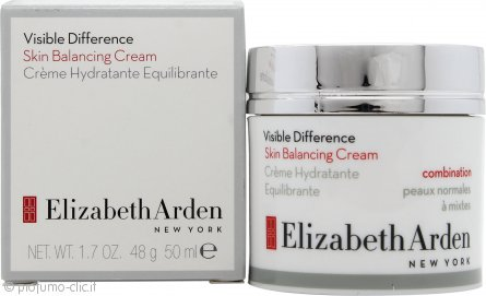 Elizabeth Arden Visible Difference Skin Crema Equilibrante 50ml
