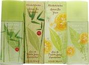 Elizabeth Arden Green Tea Confezione Regalo 100ml EDT Spray Green Tea Bamboo + 100ml EDT Spray Green Tea Yuzu