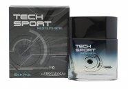 FTI Tech Sport Eau de Toilette 100ml Spray