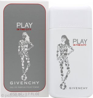 Givenchy Play in the City for Her Eau de Parfum 50ml Spray