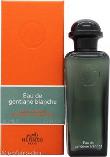Hermes Eau de Gentiane Blanche Eau de Cologne 100ml Spray