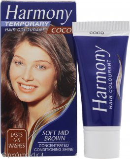 Harmony Temporary Colore per Capelli 17ml - Coco