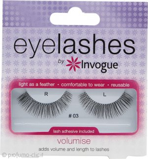 Invogue Volumise Eyelashes #3
