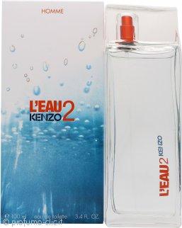 L'Eau 2 Kenzo Homme Eau de Toilette 100ml Spray