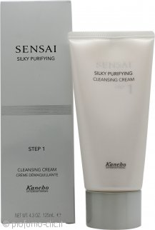 Kanebo Cosmetics Sensai Silky Purifying Step 1 Crema Detergente 125ml