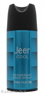 Jeer Cool Deodorante Body Spray 150ml