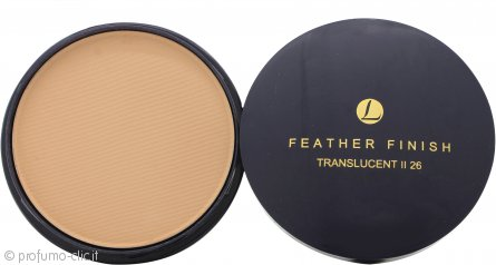 Lentheric Feather Finish Polvere Compatta Ricarica 20g - Translucent II 26