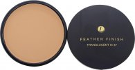 Lentheric Feather Finish Polvere Compatta Ricarica 20g - Translucent III 37
