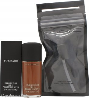 MAC Studio Fix Fondotinta Liquido SPF15 30ml - NW55 + Pump