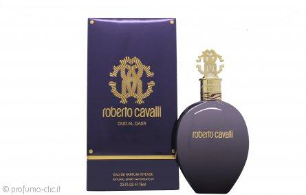 Roberto Cavalli Oud al Qasr Eau de Parfum Intense 75ml Spray