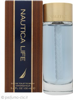 Nautica Life Eau de Toilette 100ml Spray