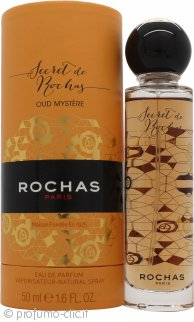 Rochas Secret de Rochas Oud Mystere Eau de Parfum 50ml Spray