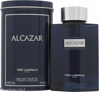 Ted Lapidus Alcazar Eau de Toilette 100ml Spray