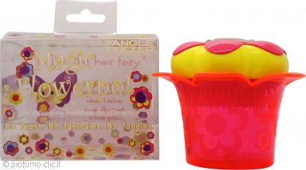 Tangle Teezer Magic Flowerpot Detangling Spazzola per Capelli - Princess Pink