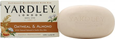 Yardley Oatmeal & Almond Sapone 120g