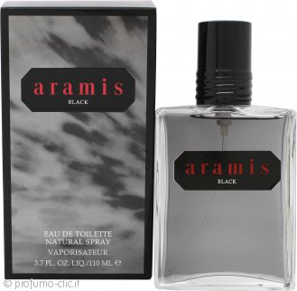 Aramis Black Eau de Toilette 110ml Spray