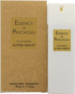 Alyssa Ashley Essence de Patchouli Eau de Parfum 50ml Spray