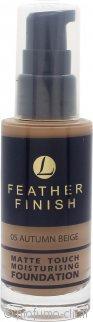 Lentheric Feather Finish Matte Touch Moisturising Foundation 30ml - Autumn Beige 05