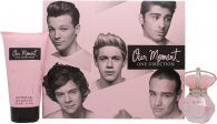 One Direction Our Moment Confezione Regalo 30ml EDP + 150ml Gel Doccia