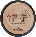 Max Factor Whipped Creme Fondotinta in Crema 18ml - Pearl Beige 35