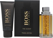 Hugo Boss Boss The Scent Confezione Regalo 100ml EDT Spray + 100ml Gel Doccia