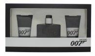 James Bond 007 Confezione Regalo 50ml EDT Spray + 2 x 50ml Gel Doccia