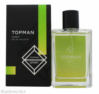 Topman Sport 100ml Eau de Toilette Spray