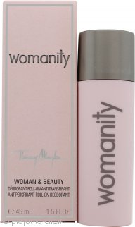 Thierry Mugler Womanity Deodorante Roll-On 45ml
