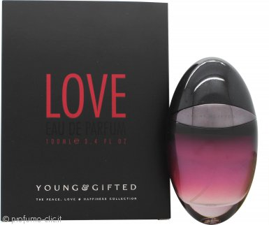 Young & Gifted Love Eau de Parfum 100ml Spray