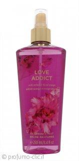 Victoria's Secret Love Addict Fragrance Mist 250ml Spray