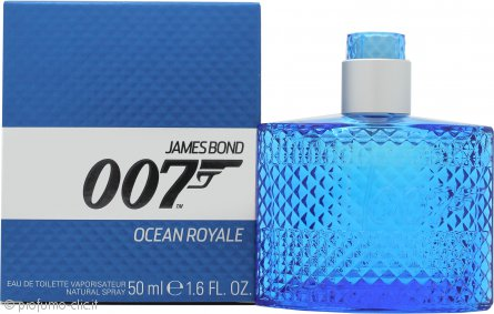 James Bond 007 Ocean Royale Eau de Toilette 50ml Spray